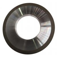 China Flat Resin Bonded Diamond Grinding Wheels For Carbide High Class Abrasive Tools wholesale
