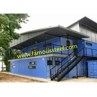 China Modular Container Hotel Solutions Affordable Shipping Containers For Single - Family Options wholesale