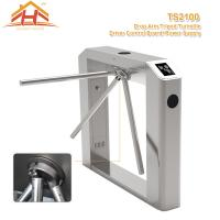 China Little Power Access Control Turnstile Barrier Silent Operation Compact Designed wholesale