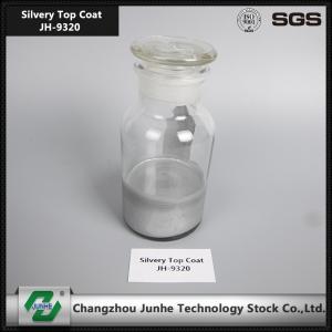 China Self Dry Silver Top Coat Zinc Flake Coating 2 Adhesion Increase Surface Hardness wholesale