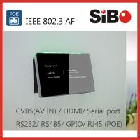 China SIBO Q896 In Wall Android Tablet With RS232 RS485 wholesale