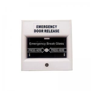 China Break Glass Emergency Door Release Break Glass Box Emergency Exit EBG003 wholesale