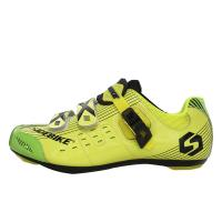 China 35-46 Colored Mens SPD Cycling Shoes , Mens Cycling Boots OEM / ODM Accept wholesale