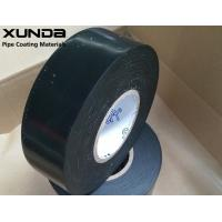 China Water Pipeline Coating Tape For Joints / Coating Valves And Fittings Repairs wholesale