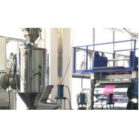 China PE PS Plastic Extrusion Machine Dual Screw Outside Water Jacket Cooling wholesale
