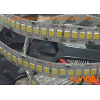 China Pure White Flexible LED Strip Lights DC 24V 16W SMD 2835 240D For Archway wholesale