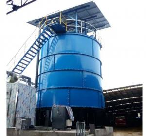 China Environmental Protection Intelligent 5.5m 15m³ Industrial Fermenter wholesale