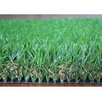 18900 High Density Luxury Artificial Grass For Landscaping 45mm Multicolor
