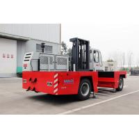 Buy cheap FDS30 3 Ton Diesel Type Side Loader Forklift Work in Narrow Aisle from wholesalers
