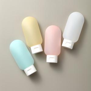 China 30ml 50ml PE TSA Carry Squeezable Plastic Tubes For Travel wholesale