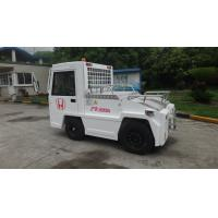 China 5 - 6 H Charging Time Ecological Electric Tow Tractor With Tow Vehicle wholesale