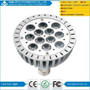 China E27 led par38 led spotlight bulb 12w high powerleds AC220V CE,RHOS wholesale
