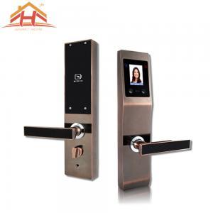 China Face And Fingerprint Keyless Entry Door Locks wholesale