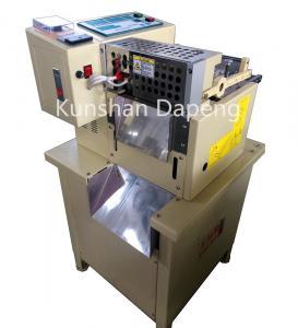 China Velcro, Band, Tube, Sleeve, Film, Label Strip Automatic Cutting Machine wholesale