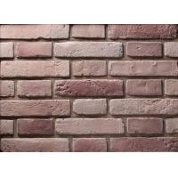 China Old Style And Antique Texture Thin Veneer Brick For Wall Decoration , Mixed Sizes Clay wholesale
