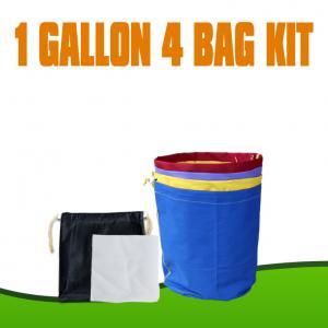 China Extractor herbal bag bubble hash 1Gallon 4 kits 600D wholesale