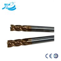 Buy cheap CNC Milling Tools Solid Carbide Endmills Tungsten Carbide End Milling Cutter from wholesalers