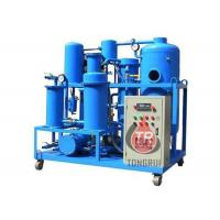 Easy Operation Hydraulic Oil Filtration Machine With
