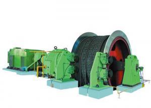 China Multi Rope 24mm Friction Hoist wholesale