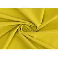 China Laminated Cotton Jersey Fabric Organic Breathable With 0.02mm TPU Membrane wholesale