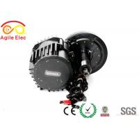 Buy cheap High Speed 8fun Bbs02 750w Mid Drive Kit , Electric Bicycles Kits With Geared from wholesalers