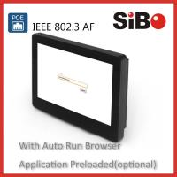 China Kiosk Tablet PC With Auto Run Browser Application wholesale