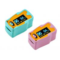 China Green Pink Pediatric Oxi Pulse Finger Oximeter SPO2 PR PI Function Oximetro Saturation Pulsoximeter for Children wholesale