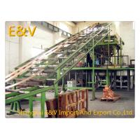 China 3000mt 0 - 150 Mm / Min Casting Speed Multi Functiona strip Casting Machine  For Making Copper Strip wholesale