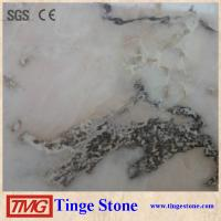 Purple Onyx Slabs : Purple onyx marble slab for luruxy house decoration of