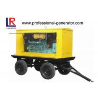 Buy cheap Portable 360kw 450kVA Mobile Diesel Generator with UK Perkins Engine / Four Stroke from wholesalers