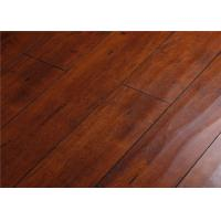 Hdf 12mm Handscraped Hardwood Floors Waterproof Register