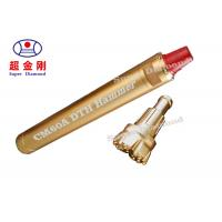 China DTH hammer M60/ /RH550 6/Mission60/CM60A, For drilling hard and abrasive rocks wholesale