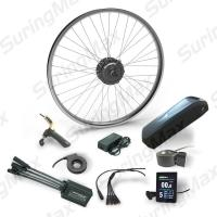 China 250W 36v Electric Road Bike Conversion Kit , E Bike Motor Kit With Battery on sale