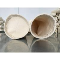 China Cement Plant PPS Filter Bags / Dust Right Bag For Air Pollution Control wholesale