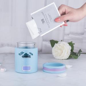China Portable Sub Health Analyzer Hydrogen Facial Mask Maker With Borosilicate Glass wholesale