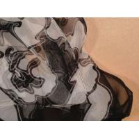Quality 175x 55cm ladies HAND Printed Silk Scarf, fashion long scarves for sale