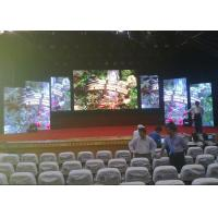 China 500mm x 500mm HD Indoor 4.81mm Full Color Die-casting Aluminum Cabinet Stage Rental LED Display wholesale