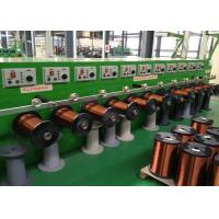 China 0.03-0.08mm Low Noice Vertical Enameling Machine With Hearted Air Circulation wholesale
