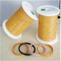 Buy cheap High Frequency Triple Insulated Magnet Wire 1000 Vrms With Abrasion Resistance from wholesalers
