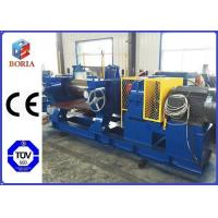 "China TUV SGS Certificated Rubber Mixing Machine 48"" Roller Working Length wholesale"