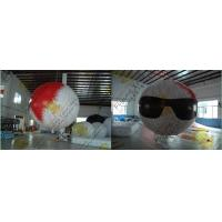 China Huge Inflatable Printed Helium Balloons Versatile Fire Resistant ASTM wholesale