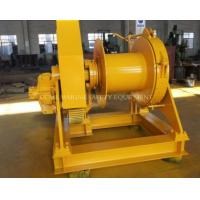 China Marine Hydraulic Anchor Windlass / Mooring Winches wholesale