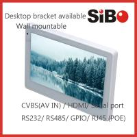 China In Wall Mounted Android Tablet PC With POE For Smart Home Control wholesale