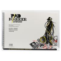 Buy cheap Artist painting pad , the marker pad , A3 / A4 / A5 , low permeation marker pad from wholesalers