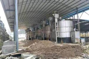 China 110m³ 30KW Organic Biogas Residue Fermentation Tank wholesale