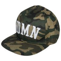 Girly Outdoor Sport 5 Panel Camper Cap Camouflage Baseball Hats For Summer