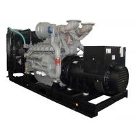 China 1500r / Min Rated Speed General Diesel Generator 250Kva Powered By Perkins Engine wholesale