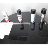 China Aerosol Spray Paints, Black Color on sale