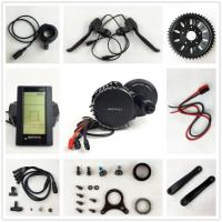 Buy cheap Bicycle Mid Drive Electric Motor Kit , Mid Drive Conversion Kit With CE Certificate from wholesalers