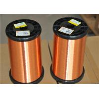 China UEW 155 Direct Welding Enamel Coated Magnet Wire With Different Color / Size on sale